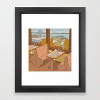 Athenian, Pike Place Mar… Framed Art Print