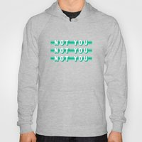 The Fighter, Not You (Rule of Threes) Hoody