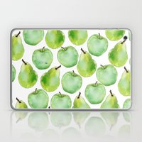 Apples And Pears Laptop & iPad Skin