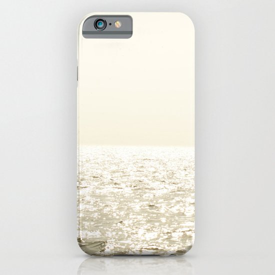 Sea and Sky Ombre iPhone & iPod Case