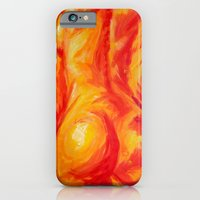 Abstract body iPhone 6 Slim Case