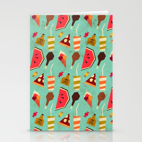 Yummy! Stationery Card
