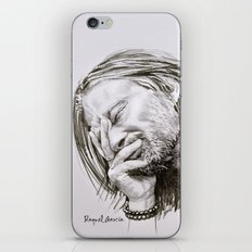 Radiohead Portrait iPhone & iPod Skin