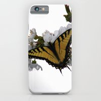 iPhone & iPod Case featuring Butterfly by Joanna  Pickelsimer
