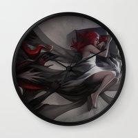 Oneirology Wall Clock