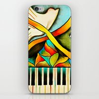 Piano- Behold iPhone & iPod Skin