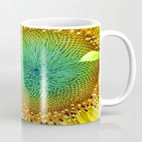 Sunflower from Seed Mug