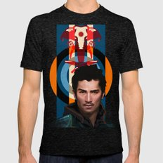 Far Cry 4 - Ajay Ghale Mens Fitted Tee Tri-Black SMALL