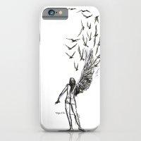 Winged  iPhone 6 Slim Case