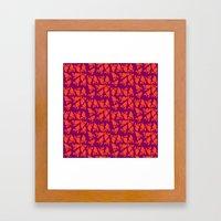 Mawe 2 Framed Art Print