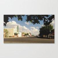 Marfa, Texas Canvas Print