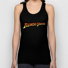 Illinois Smith Unisex Tank Top