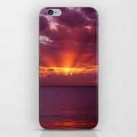 Let The New Day Lift You… iPhone & iPod Skin