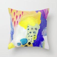Pine Crest 1983 Throw Pillow