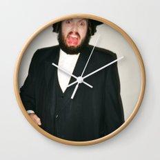 Rabbi Carlos Wall Clock