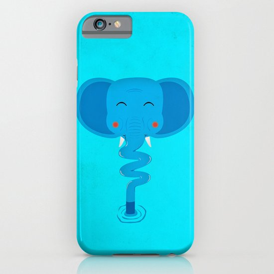 Elefun iPhone & iPod Case