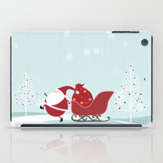 Happy Santa iPad Case