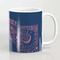Monster Doodle Mug