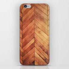 3D Wood  iPhone & iPod Skin