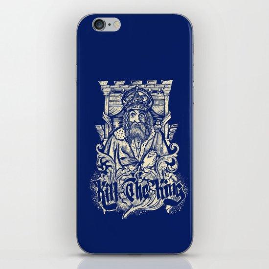 Kill The king iPhone & iPod Skin