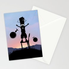 Galactu s Kid Stationery Cards