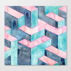 Illusions  Canvas Print