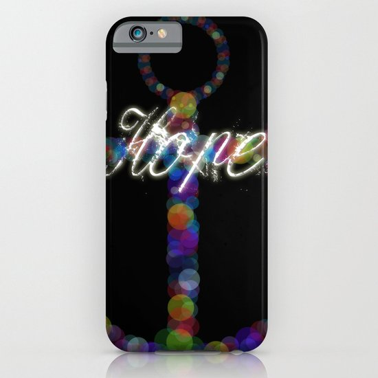 It anchors the soul iPhone & iPod Case