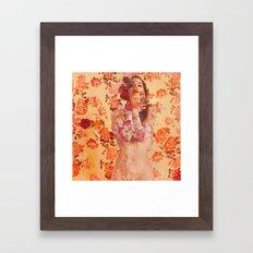 Jaquenetta Framed Art Print