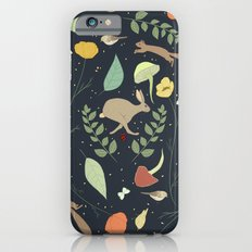 Woodland Pattern I iPhone 6 Slim Case