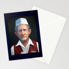 Freedom Fries Stationery Cards
