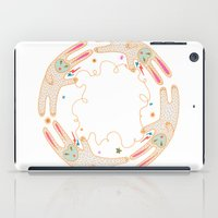 Rabbit Moon iPad Case