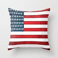 Patriot Throw Pillow