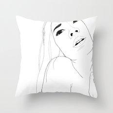 Impulse(illustration) Throw Pillow