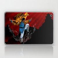 Shaolin Kung Fu Laptop & iPad Skin