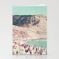 beach love Stationery Cards