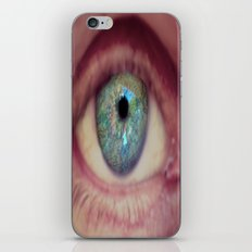 World Eye View iPhone & iPod Skin