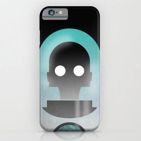 Mr. Freeze iPhone & iPod Case