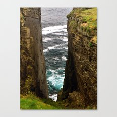 Brough Head Canvas Print