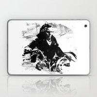 Beethoven Motorcycle Laptop & iPad Skin