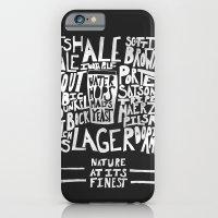 Beer : Black iPhone 6 Slim Case