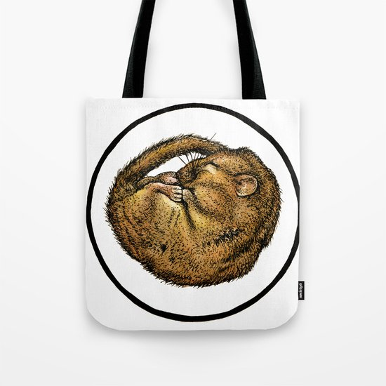 Dormouse Tote Bag