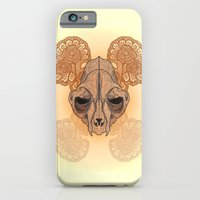 War mask iPhone 6 Slim Case