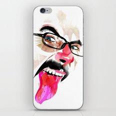Lengua iPhone & iPod Skin