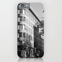 iPhone & iPod Case featuring gastown vancouver by LeoTheGreat