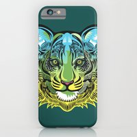 iPhone Cases featuring Nocturnal Predator by Rachel Caldwell