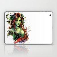 Poison Ivy Laptop & iPad Skin