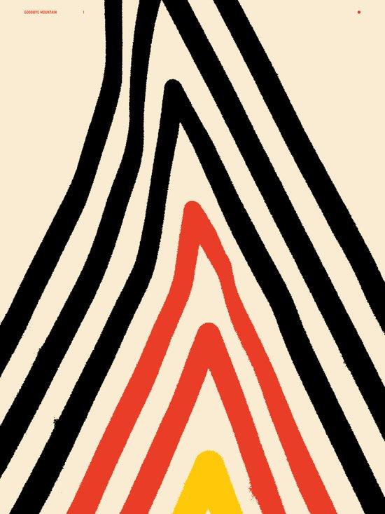 Goodbye Mountain — Matthew Korbel-Bowers Art Print