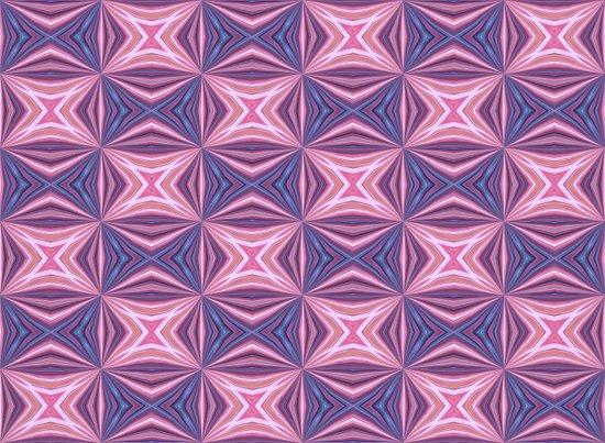 Pink Pattern Canvas Print