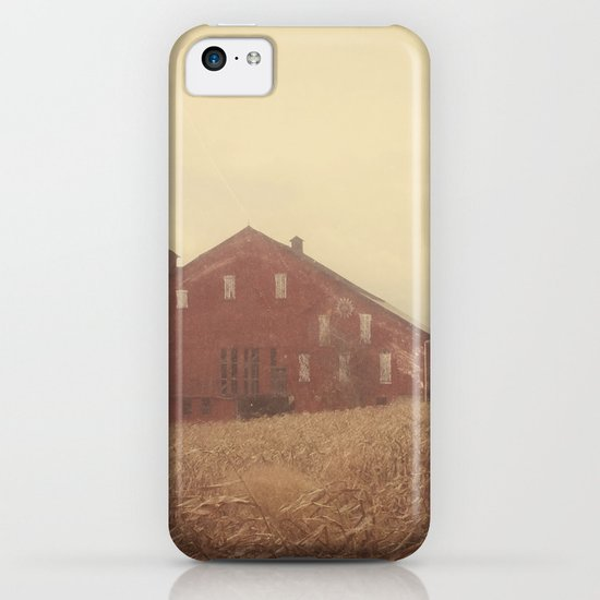 Autumn Farm iPhone & iPod Case