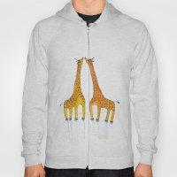 Unicorn Giraffes  Hoody
